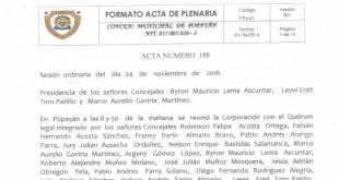 Acta 188