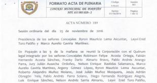 Acta 189