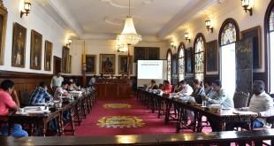 El Concejo de Popayán hace un reconocimiento a los periodistas en su día