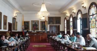 Mayor ejecución en su plan de acción, solicitó el Concejo de Popayán a la Secretaría de deporte y cultura