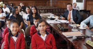 Mayor seguridad y mejor infraestructura solicitó la Institución Educativa Metropolitana