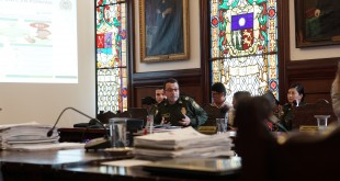 El nuevo Código de Policía fue evaluado en el Concejo de Popayán