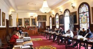 Se instaló el último periodo de sesiones extraordinarias en el Concejo de Popayán