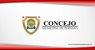 Aprobado Proyecto de Acuerdo para la comprade motos y vehículo para las campañas de seguridad vial en Popayán